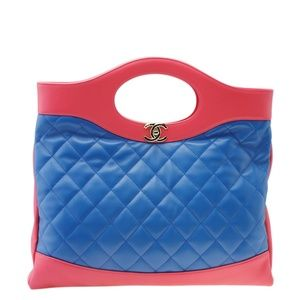 Chanel A57978 Large 31 Quilted Lambskin Bag 178463
